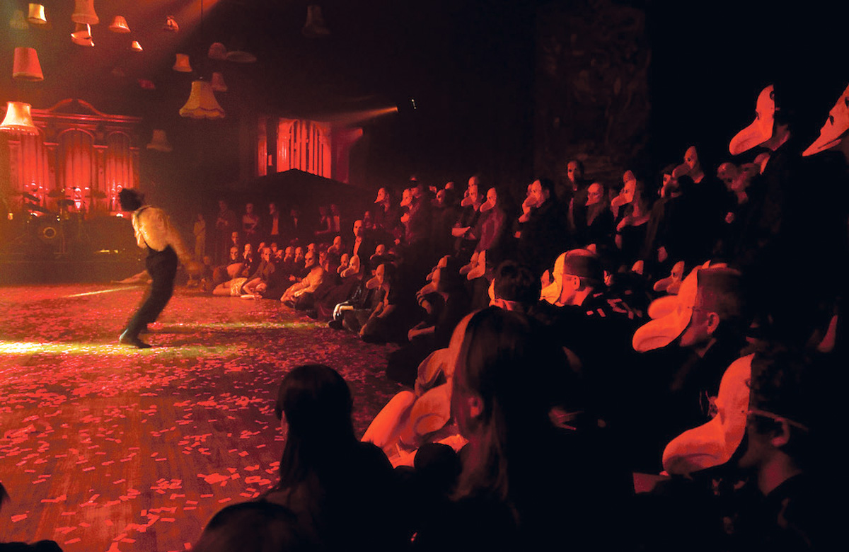 Social distancing has hit immersive theatre hard – I can't wait for it to return