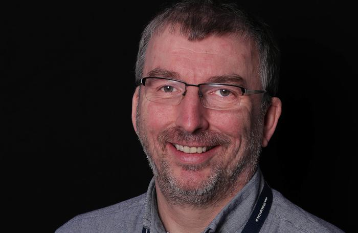 Managing director of White Light Bryan Raven