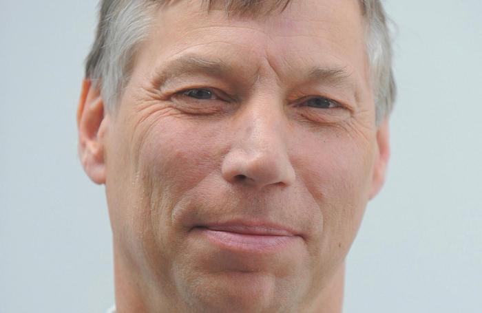 Managing director of Orbital Sound Chris Headlam
