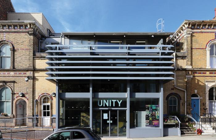 Unity Theatre, Liverpool