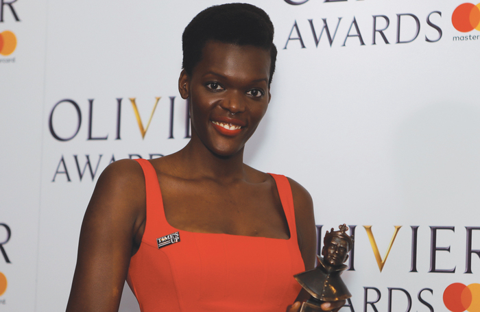 Culture in Lockdown: Sheila Atim – 'I have a huge selection of activities written down'