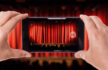 Can there be too much digital theatre? – your views, May 21