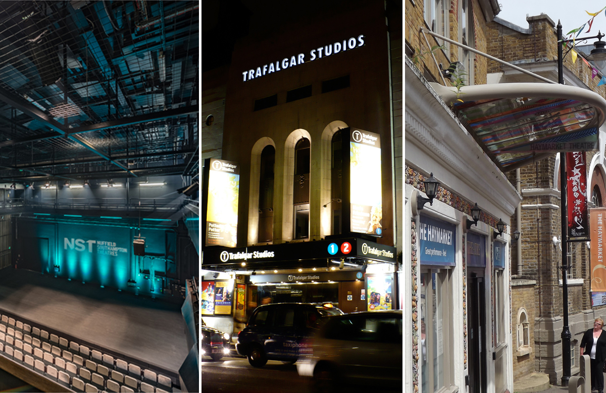 The loss of Trafalgar Studios 2 leaves a void for fresh talent in the West End