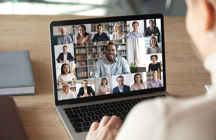 When it comes to online conversations, open town hall online meetings are better than siloed ones. Photo Shutterstock