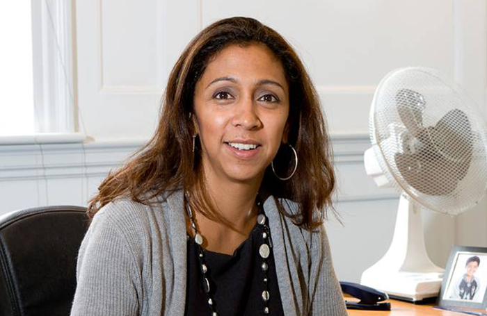 WhatsOnStage chief operating officer Sita McIntosh