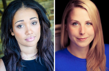 Burn Bright's Tori Allen-Martin and Sarah Henley launch Connect initiative