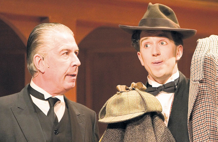 Alan Ayckbourn and Lloyd Webber musical By Jeeves