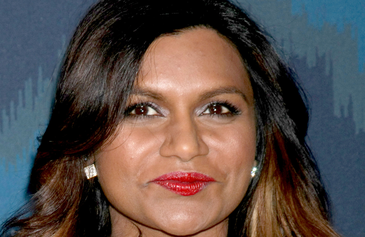 Never Have I Ever creator Mindy Kaling. Photo: Shutterstock