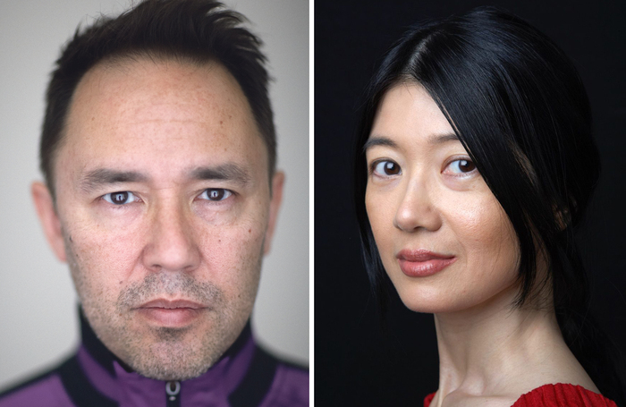 Moongate Productions founders Daniel York Loh and Jennifer Lim