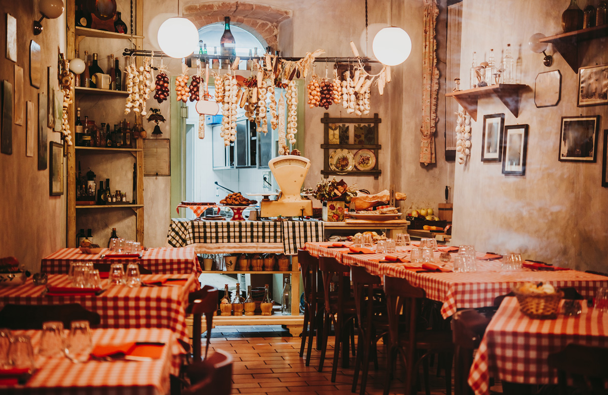 Editor's View: What can theatres learn from an Italian restaurant?