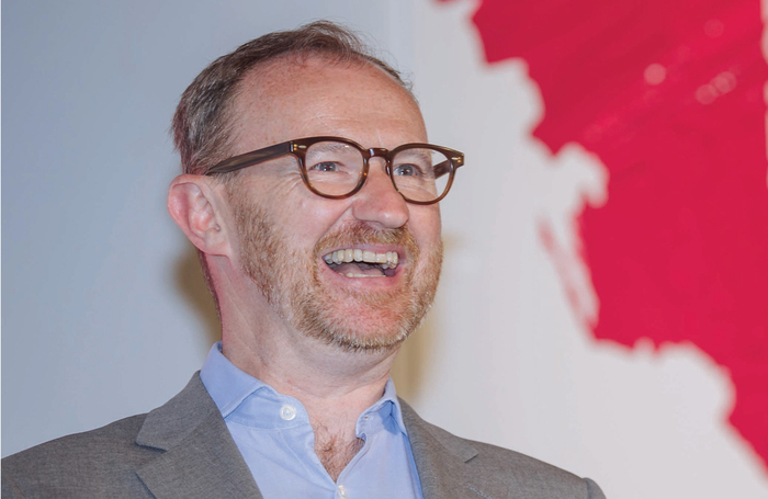 Culture in lockdown: Mark Gatiss – 'the muse is not kind during a global pandemic'