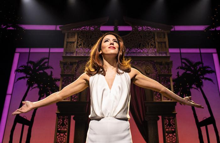 Aimie Atkinson in Pretty Woman. Photo: Helen Maybanks