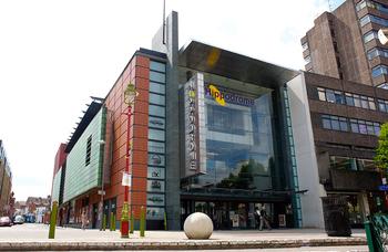 Coronavirus: More than 60 staff at Birmingham Hippodrome face redundancy