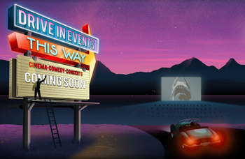 Coronavirus: New drive-in events company launched