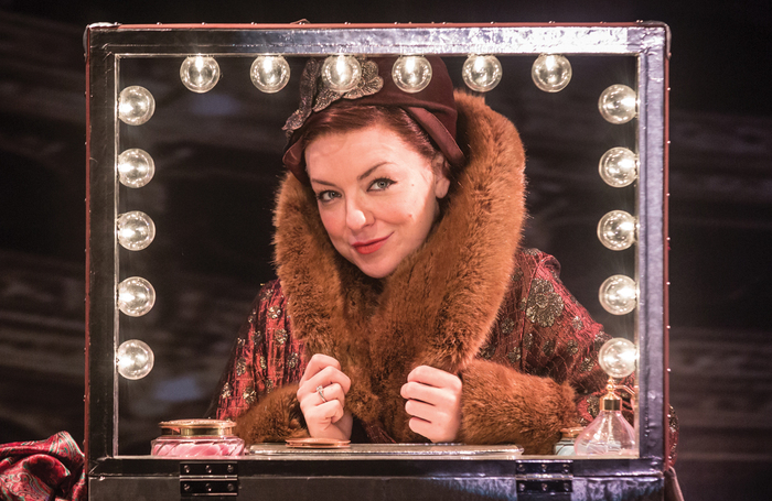 Sheridan Smith in Funny Girl, one of the musicals available to watch online. Photo: Marc Brenner