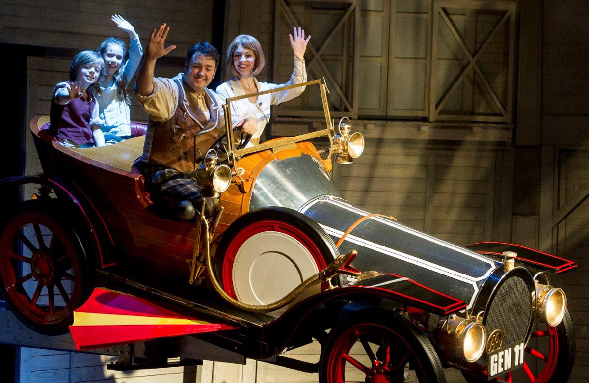 Chitty Chitty Bang Bang car to be auctioned
