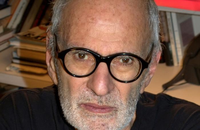 Larry Kramer in 2010: Photo: David Shankbone
