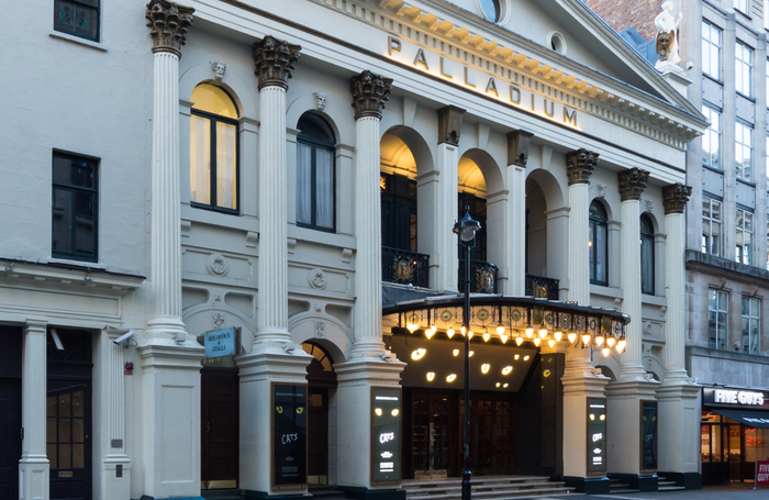 London Palladium will be a test-bed to trial new technologies and systems. Photo: Olav/Shutterstock
