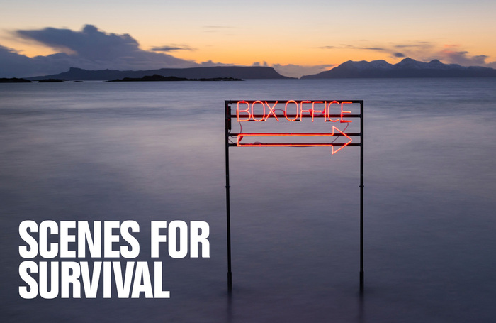 NTS' Scenes for Survival programme is created in association with BBC Scotland and the BBC's Culture in Quarantine