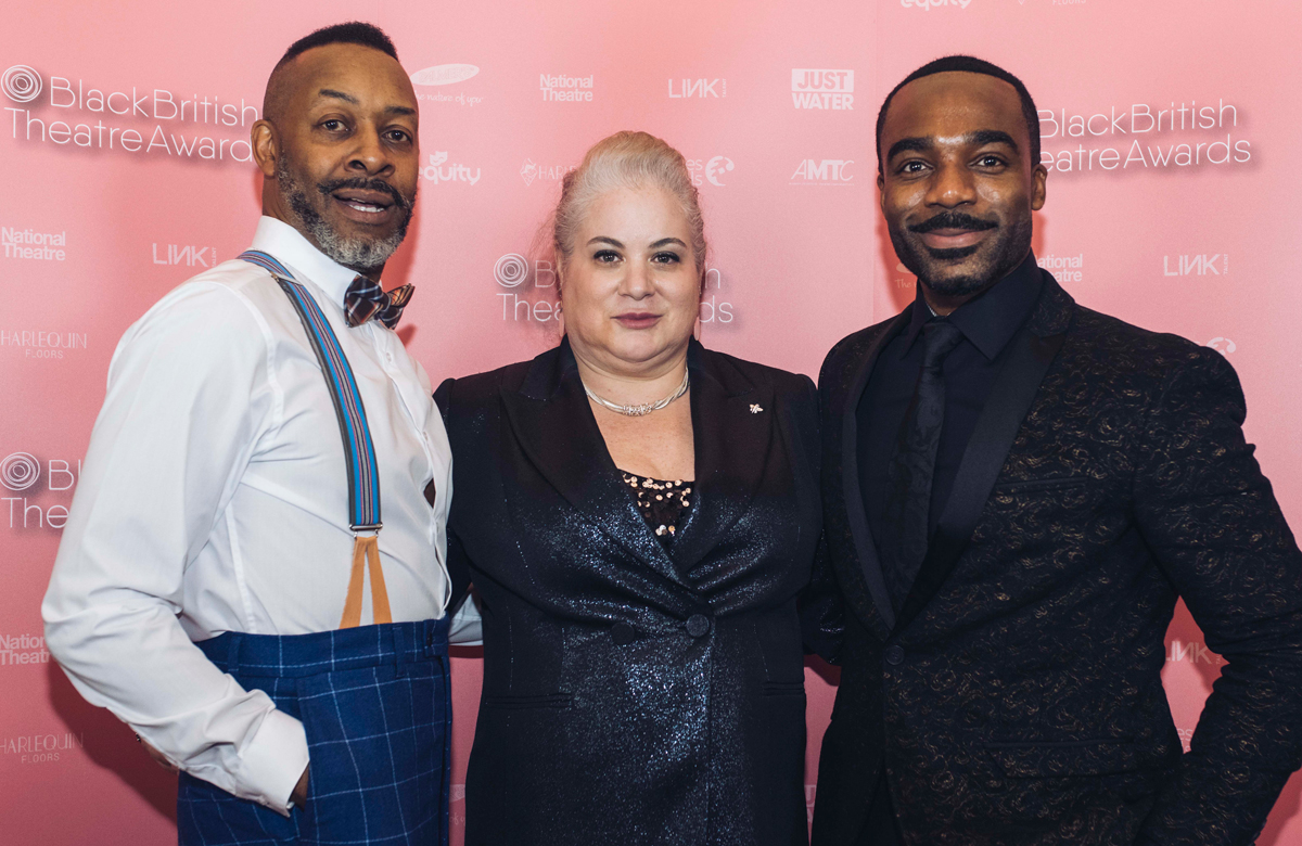 Coronavirus: Online diversity 'abysmal' say Black British Theatre Awards founders