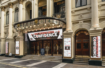 Coronavirus: London Palladium to be 'test bed' for Covid-safe theatre