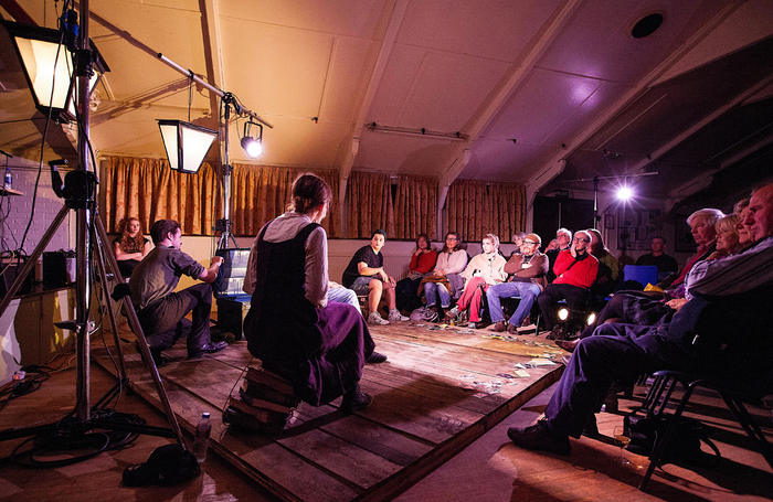 Flexible settings in smaller venues could help rebuild audience confidence. Photo: NRTF/Trish Thompson Photography