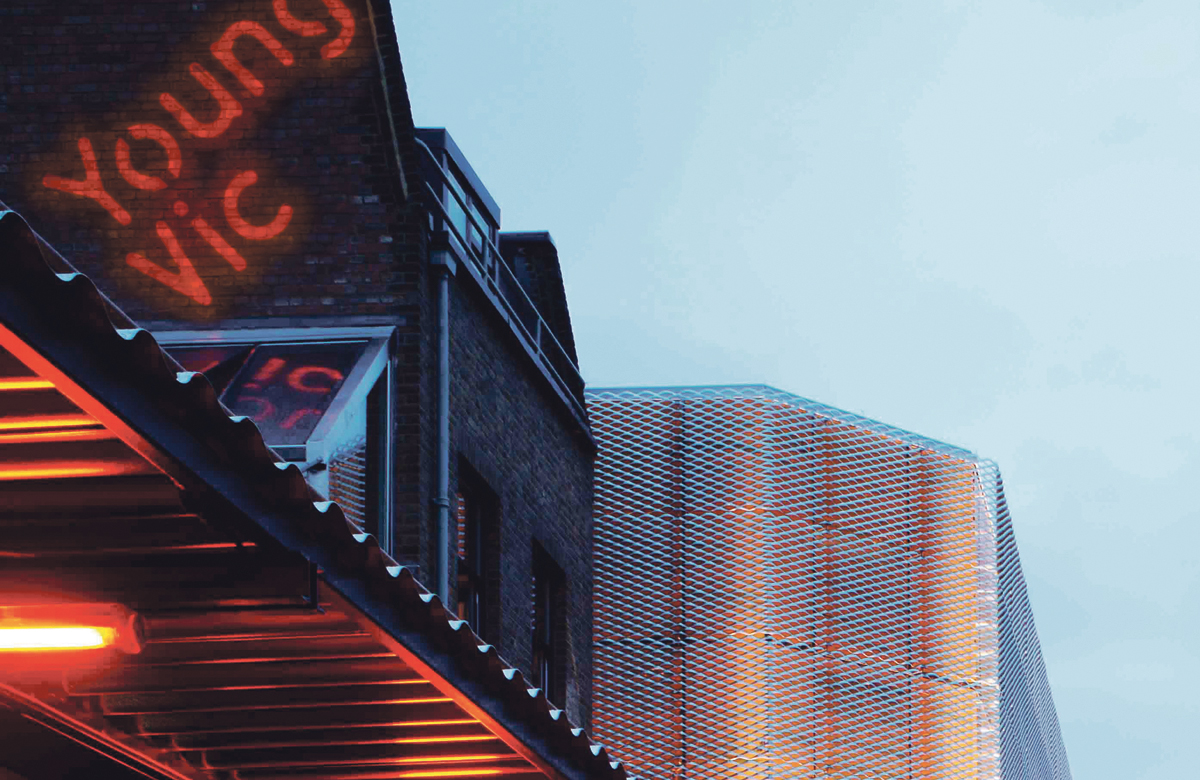 Young Vic. Photo: Philip Vile