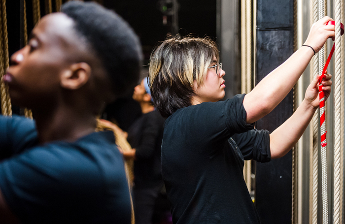Freelancers Make Theatre Work has pledged to continue campaigning. Photo: Alex Brenner