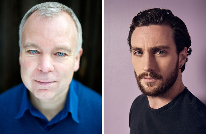 Steve Pemberton and Aaron Taylor-Johnson had been lined up to star in The Pillowman