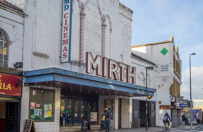 The former Granada Cinema in Walthamstow. Photo: Shutterstock