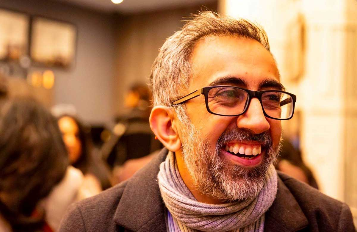 Anand Bhatt appointed chief executive and artistic director of Dance City