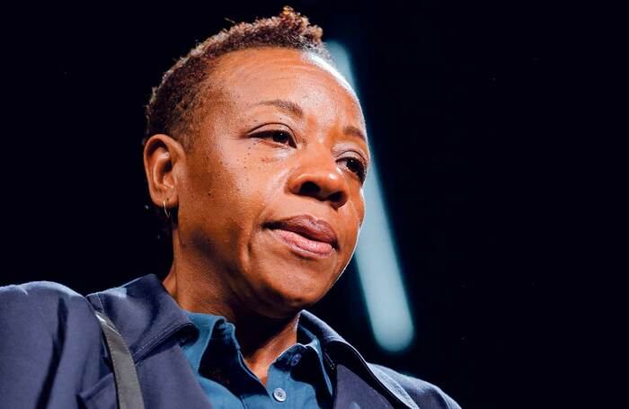 Marianne Jean-Baptiste in Hang at the Royal Court in 2015. Photo: Tristram Kenton