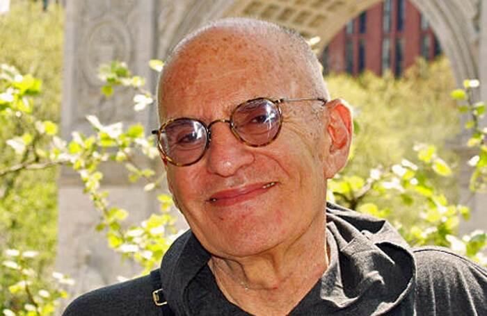 Larry Kramer. Photo: David Shankbone