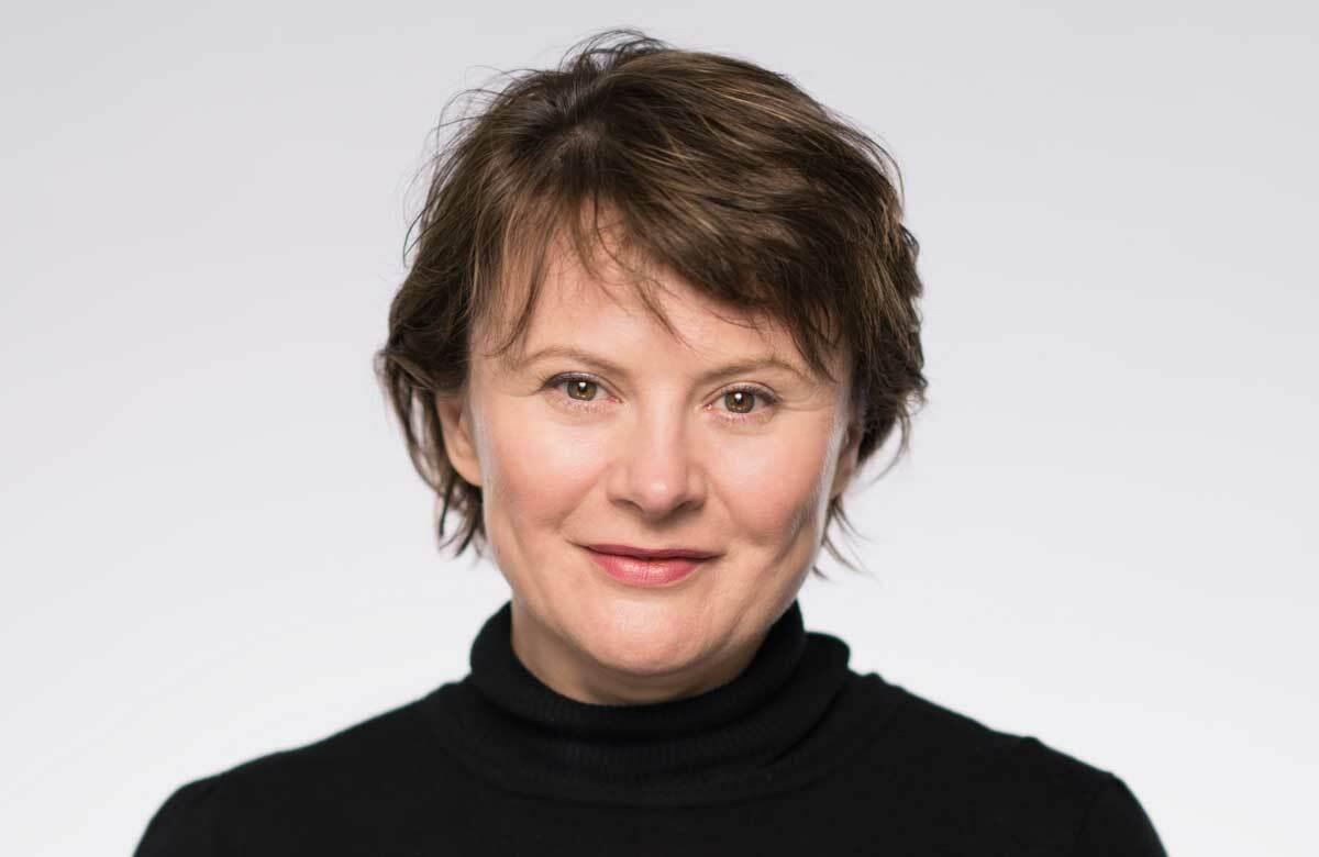 Monica Dolan. Photo: Johann Persson