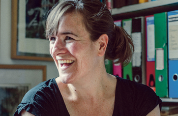 Morgan Lloyd Malcolm: 'Keep your day job until you really don't need it'