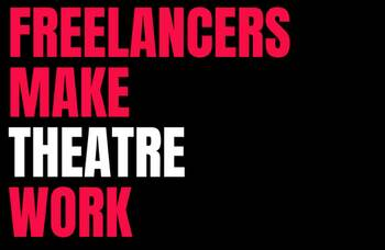 Theatre freelancers lobby government for support