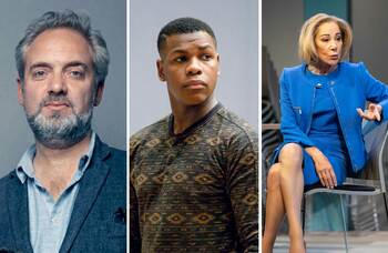 Quotes of the week, June 10: Sam Mendes, John Boyega, Zoe Wanamaker and more