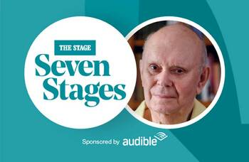Seven Stages Podcast: Episode 6, Alan Ayckbourn