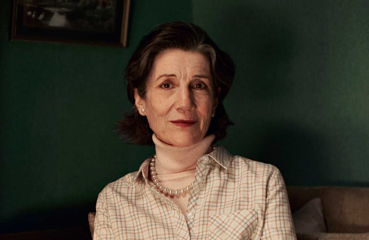 Culture in Lockdown: Harriet Walter – 'Trying to learn Russian's a bit of a brainteaser'