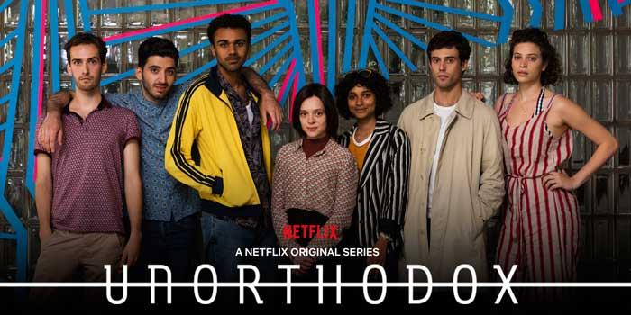 Unorthodox. Photo: Netflix