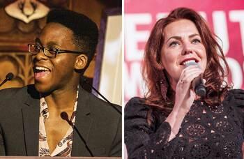 Rachel Tucker and Tyrone Huntley to star in concert promoting new musicals website