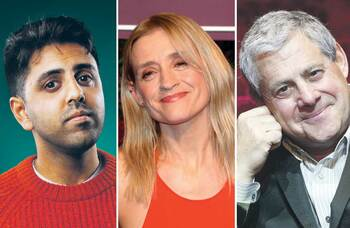 Quotes of the week, June 17: Vinay Patel, Ann-Marie Duff, Cameron Mackintosh and more