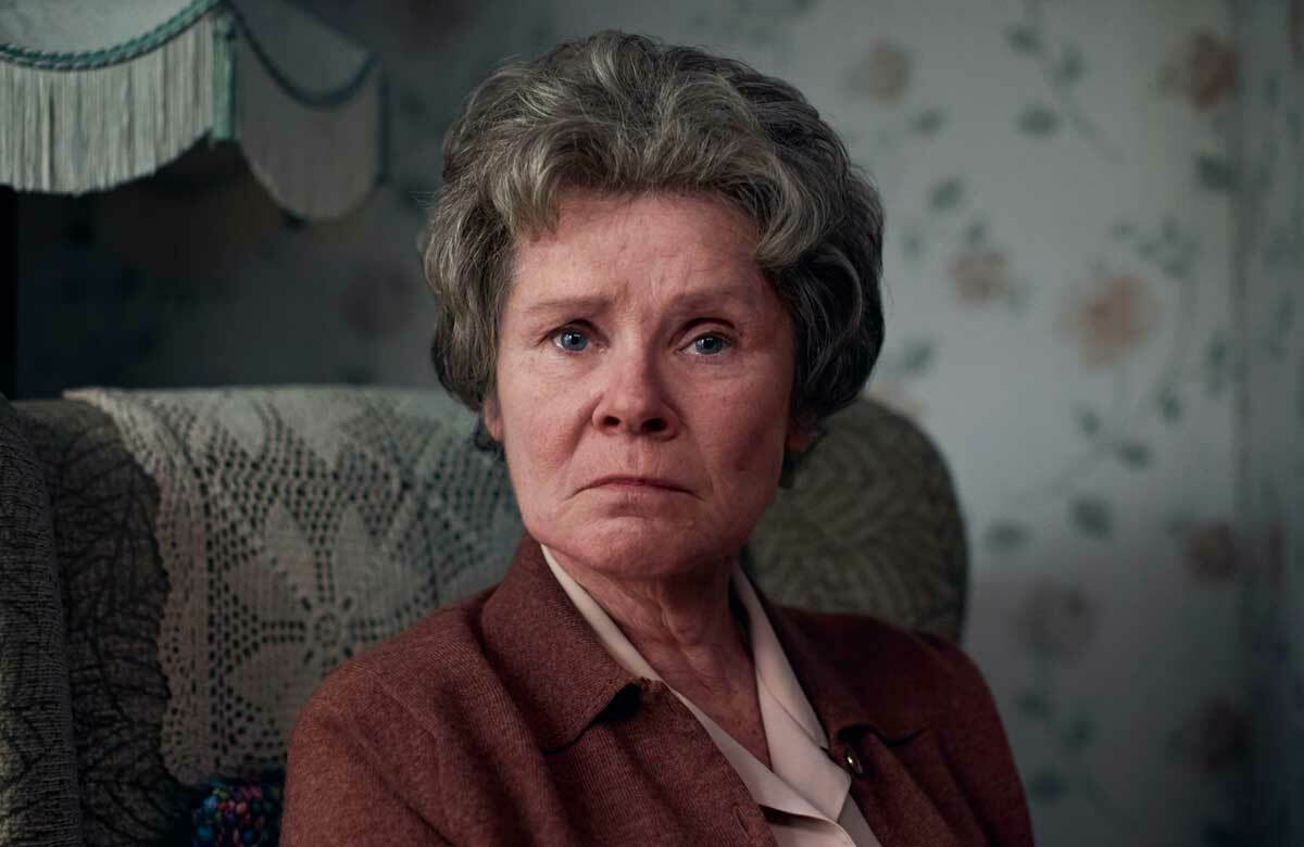 Imelda Staunton in A Lady of Letters. Photo: Zac Nicholson