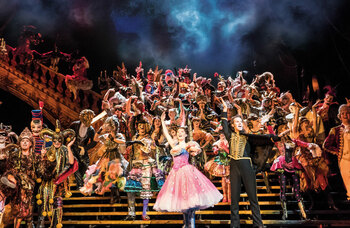 """The Phantom of the Opera to remain closed for """"extended"""" period while maintenance work to set is carried out"""