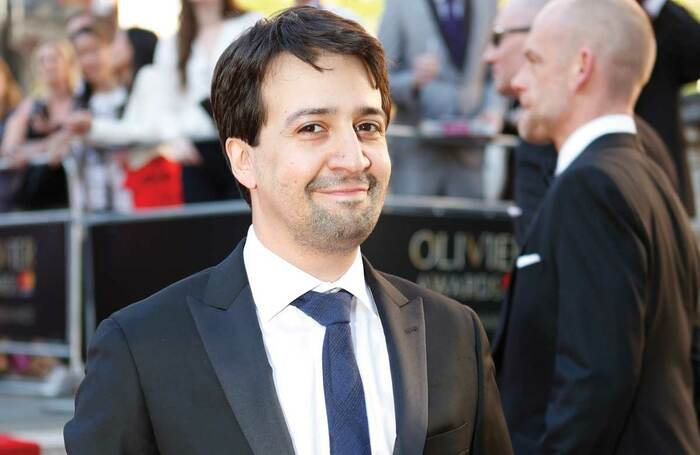 Lin-Manuel Miranda in 2017. Photo: Pamela Raith