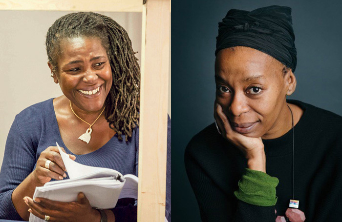 Sharon D Clarke and Noma Dumezweni will star in the event. Photos: Marc Brenner and Helen Murray