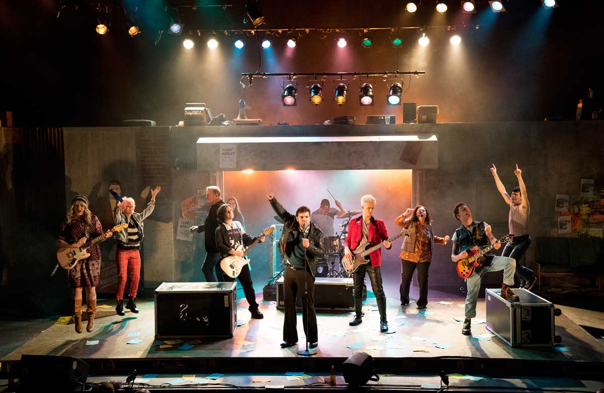 Good Vibrations at Belfast's Lyric Theatre, which had its revival cancelled due to coronavirus
