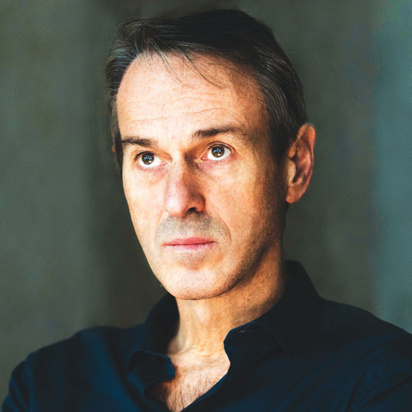 Ivo van Hove. Photo: Jan Versweyveld