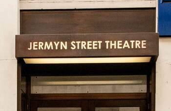 Coronavirus: Jermyn Street Theatre to remain closed until 2021