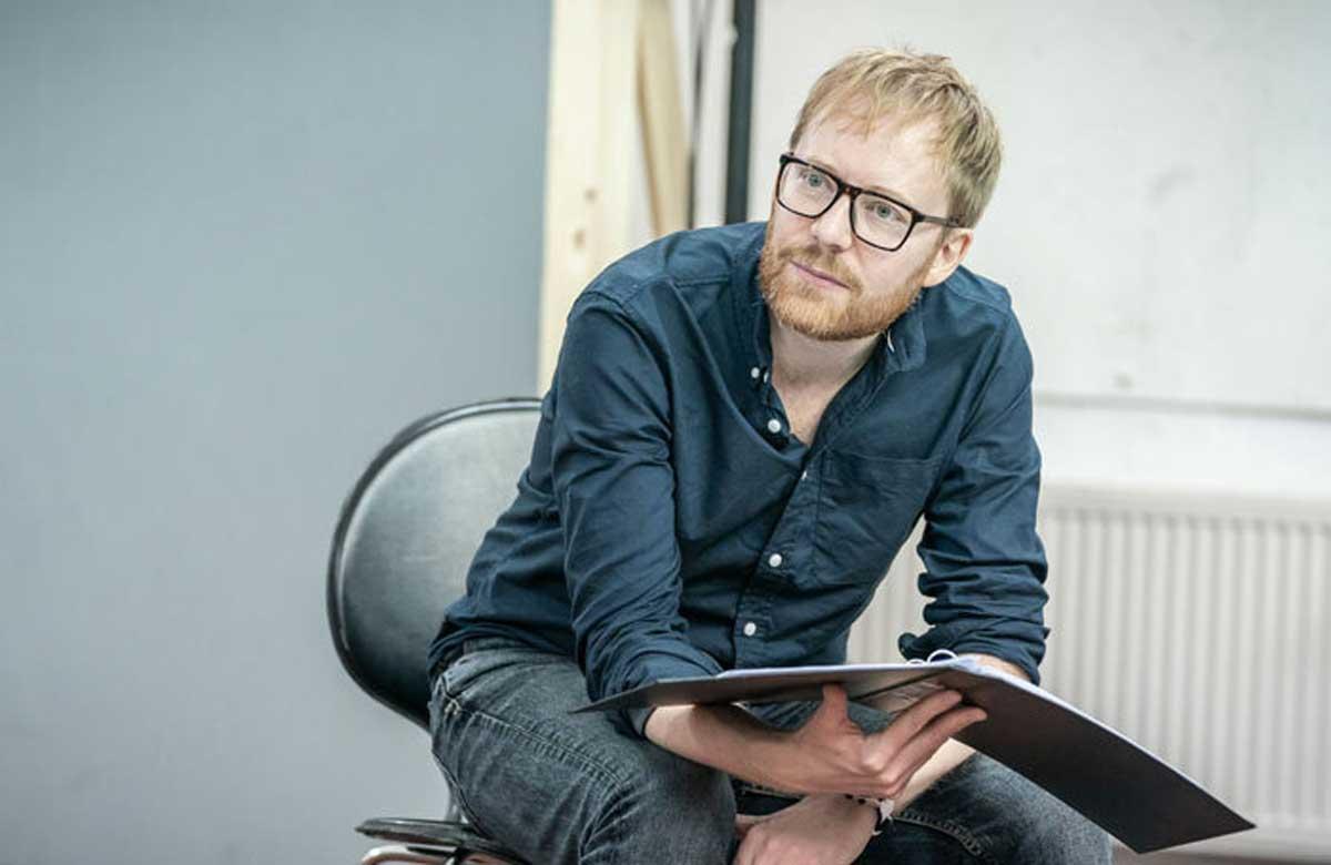 Joe Hill-Gibbins announced as Headlong's new artistic director